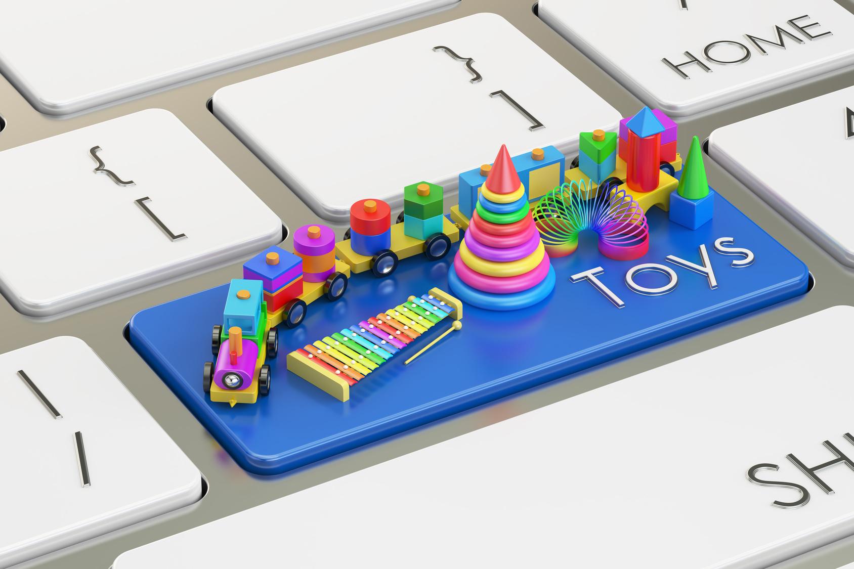 İnternet üzerinden oyuncak satmayı uzmanlardan öğrenin