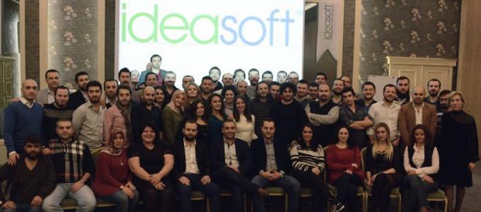 IdeaSoft ekibi 2014 yılındaki başarısını eğlenceli bir etkinlikle kutladı