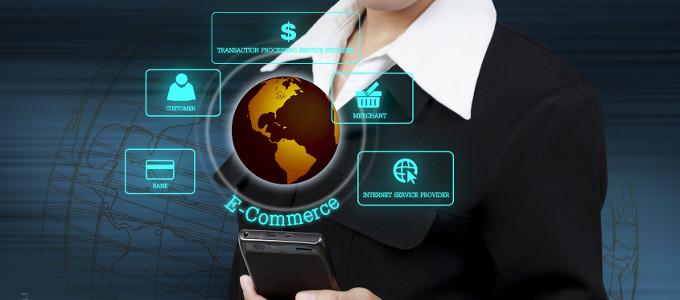Dünya'da ve Türkiye'de E-ticaret pazar büyüklüğü