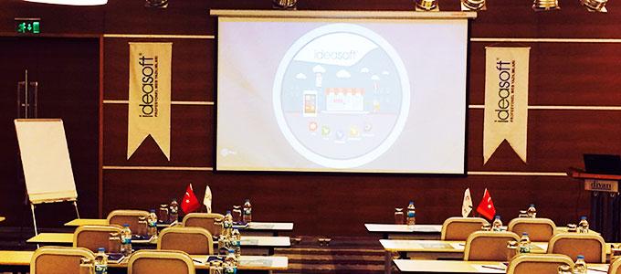 2015 Ankara Bayi ve Satış Ortaklığı toplantısı Divan Otelde gerçekleşti.