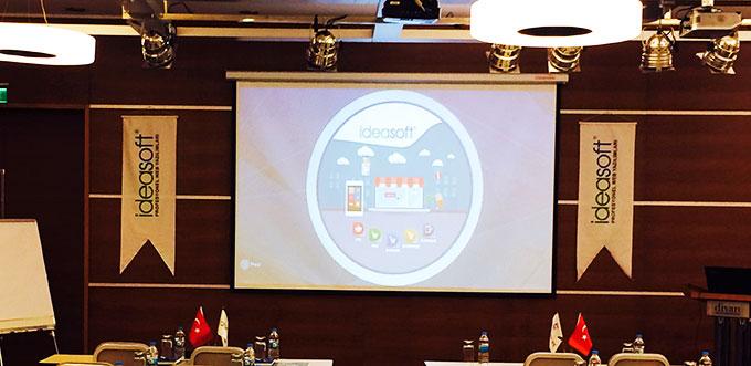 2015 Bursa Bayi ve Satış Ortakları Toplantısı Divan Otelde gerçekleşti.