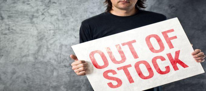 E-ticaret sitelerinde stok dışı ürünler konusunda en sık yaşanan sorunlar