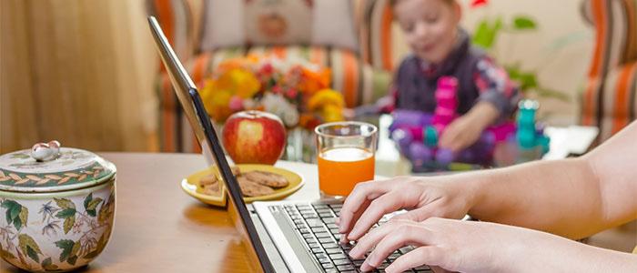 Girişimciler ve küçük ölçekli şirketler için evden çalışmanın faydaları