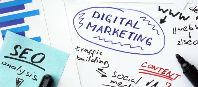 Fiziksel mağaza sahibi küçük e-ticaret işletmeleri dijital pazarlamadan nasıl yararlanabilir?