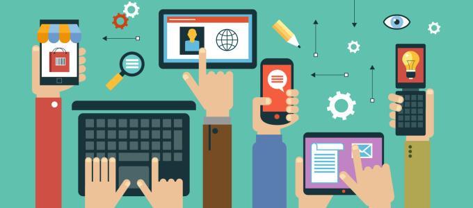 E-ticaret artık tek cihaz üzerinde başlayıp bitmiyor