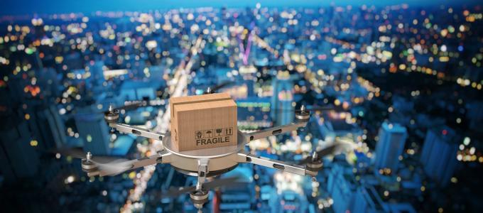 Drone'lar, e-ticarette yeni bir çağın habercisi mi?