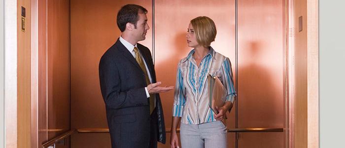 Karşınızdakini etkileyecek bir asansör konuşması nasıl yapılır?