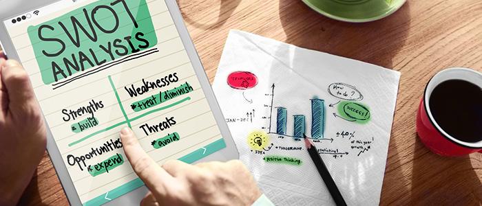 SWOT analiz nedir, nasıl yapılır ve e-ticaret şirketleri için neden önemlidir?