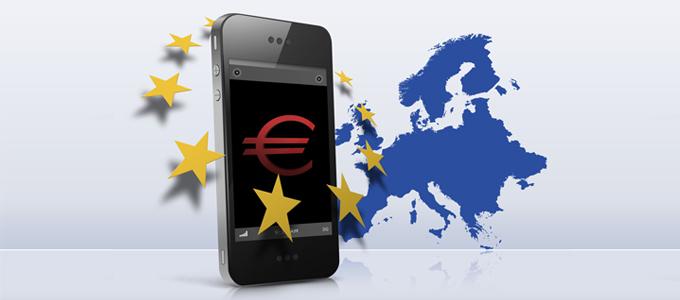 Mobil ticarette Avrupa'nın 2015 karnesi