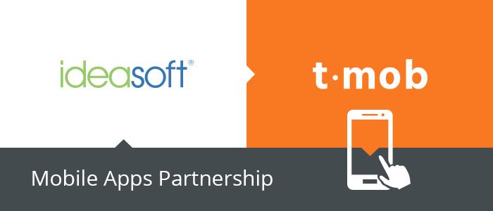 IdeaSoft ve T-mob İş Ortaklığı