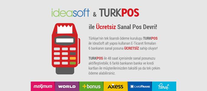 IdeaSoft-Türk Elektronik Para A.Ş. İş Ortaklığı