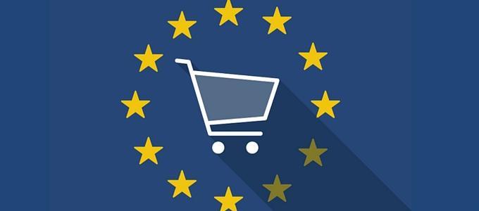 Avrupa ülkelerinin e-ticaret harcama ortalamaları