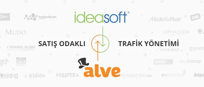 Alve & IdeaSoft iş ortaklığı