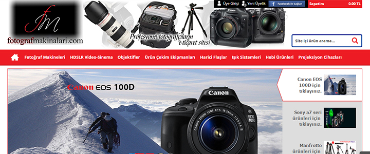 Fotoğraf Makinaları