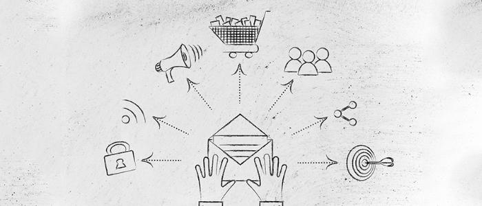 Satış sonrası etkileşim sağlayacak e-posta çalışmaları