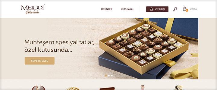 Melodi Çikolata